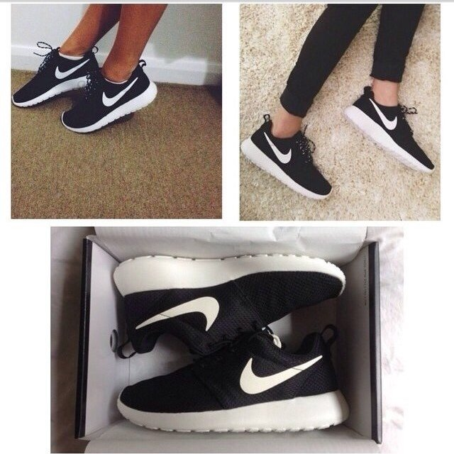 roshe run nike nere
