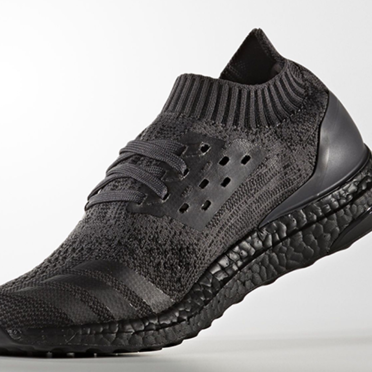 save off 24da1 2b589 Adidas Ultra Boost Uncaged Triple Black V2 2.0 UK10 ...