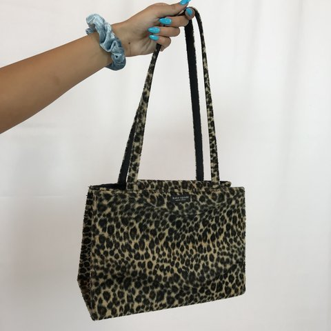 62426777f9af ... eclecticheartz last year panama city united states vintage leopard  print kate spade purse ...