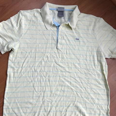 b345ef75 @mosart. 5 months ago. Maryland, USA. Men's Lacoste Polo shirt XL Pre owned  in great condition ...