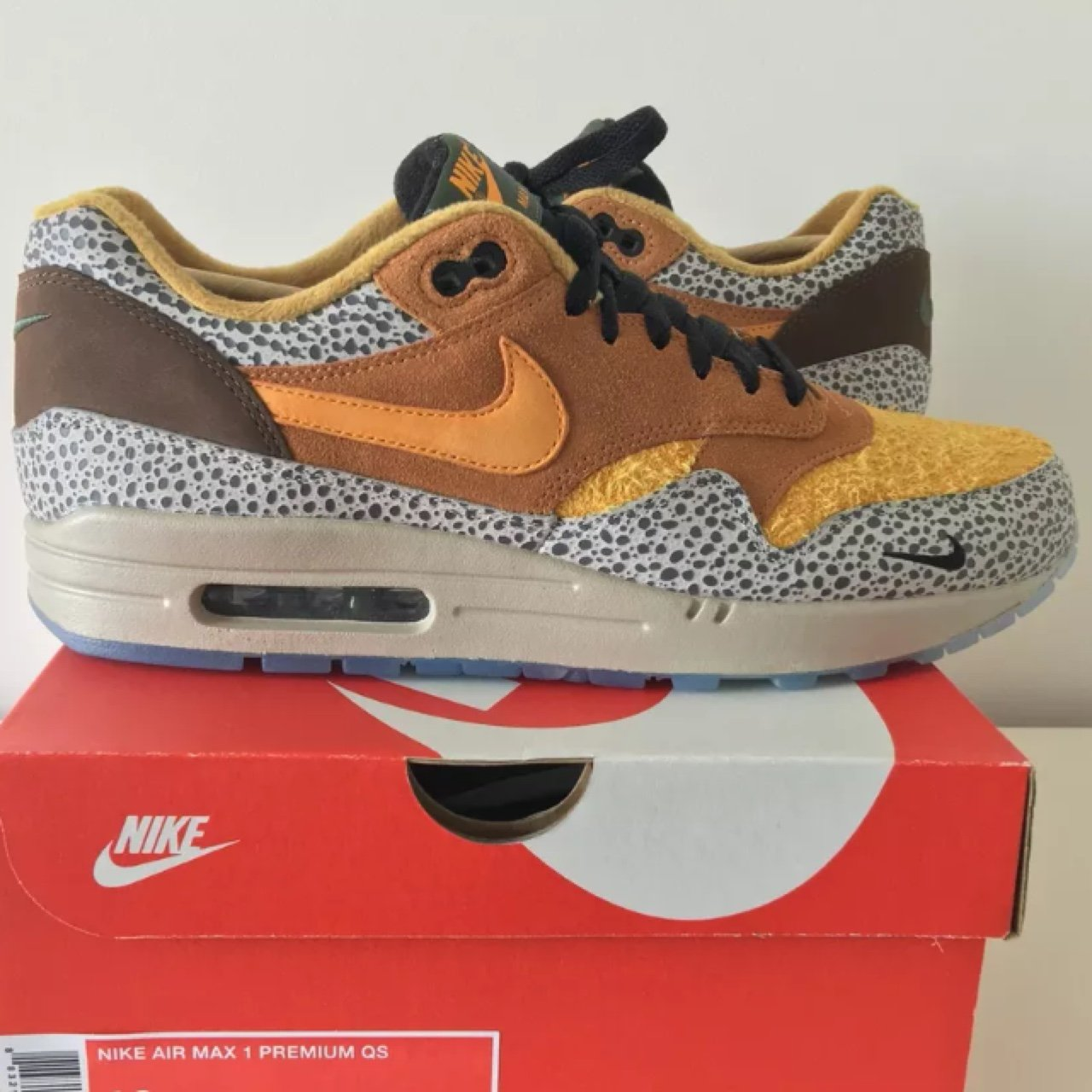 half off b8707 d3c05  agreet. 3 years ago. Leicester Forest East, United Kingdom. Nike air max 1  atmos Safari ...