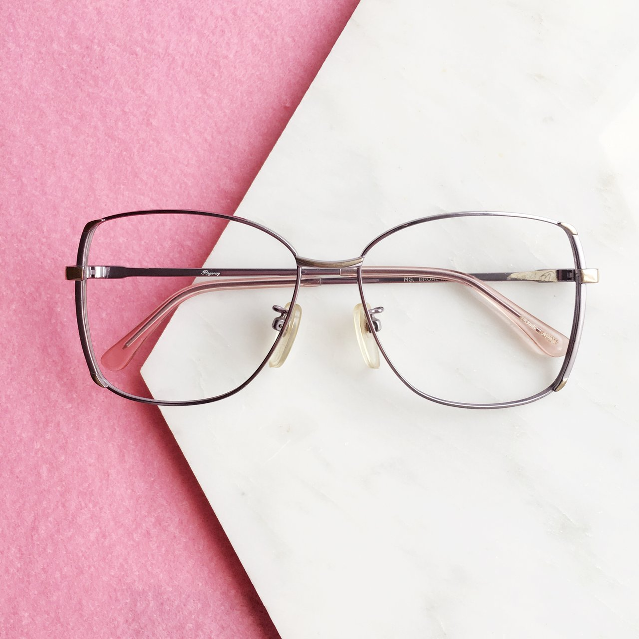 06807500f70f Metal frame vintage glasses frames these glasses to depop jpg 1280x1280 80s  glasses frames