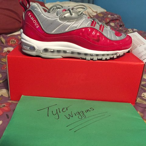 supreme air max 98 size 10
