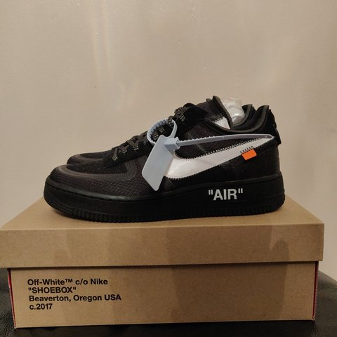 meet 47884 aa824  razza98. 6 hours ago. Glasgow, GB. Nike off white Virgil Abloh the ten air  force 1 ...