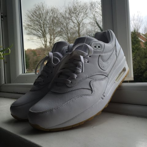 super popular 105c8 6fbad  dfaraone. 2 years ago. Dover, United Kingdom. Nike Air Max 1 Leather PA  Ostrich pack ...