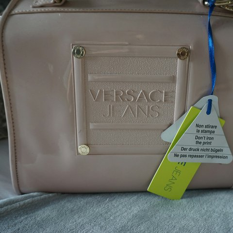 10916869b6 @milanov. last year. London, Greater London, United Kingdom. Brand new with tags  Versace Jeans Bag ...