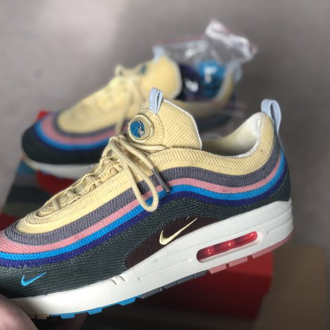 huge discount 2be9e 42ac7  tommwest. last year. Frodsham, United Kingdom. Nike Air Max 97 1 Sean  Witherspoon SW
