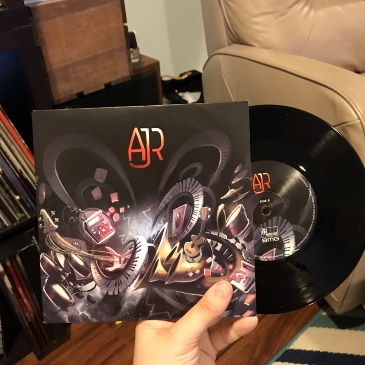 AJR The Click Deluxe Edition with 7inch #AJR    - Depop