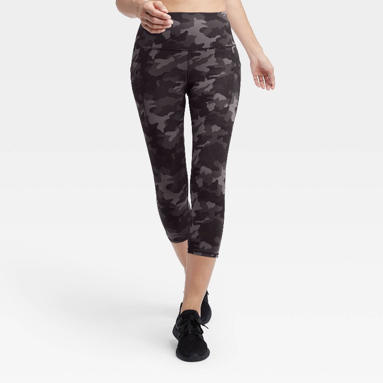 Lululemon And Alo Camo Legging Dupes In Perfect Depop