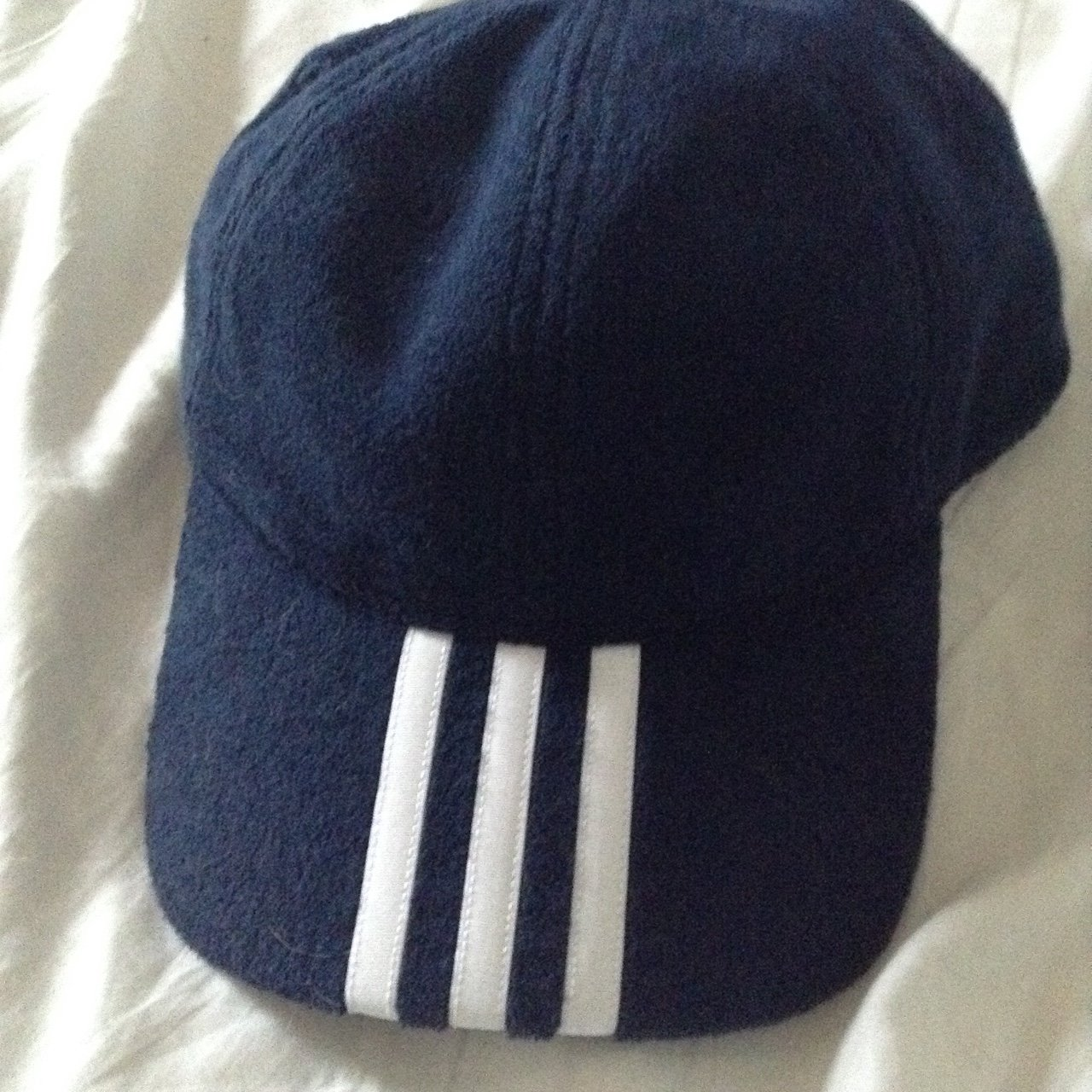 911a0350bad New palace X Adidas towel hat brand new from drop worn once - Depop