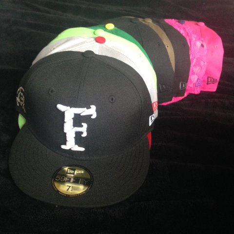 375a56b9195 New with tags New Era LIMITED ADDITION Franks Chop Shop cap - Depop