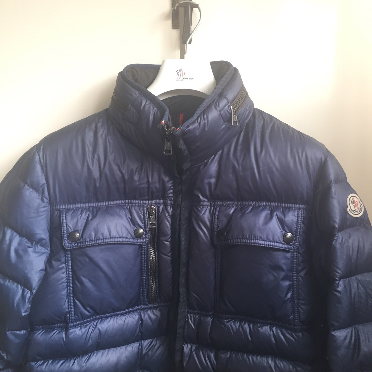 246b46ed8 Moncler Norbert Jacket Comes with original box,... - Depop