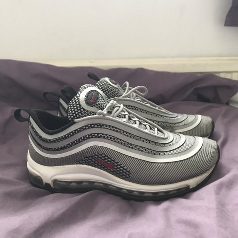 5d2966a480 @erin0410. 2 months ago. Southampton, United Kingdom. RESERVED Nike air max  97 - ultra silver bullet women's