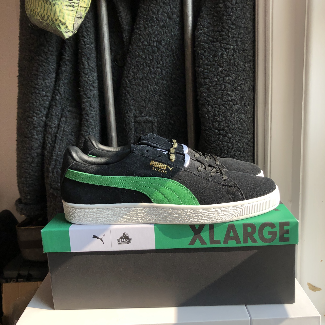 new product 689ef 240d0 BNWT puma suede XLarge 50 yr anniversary re release ...