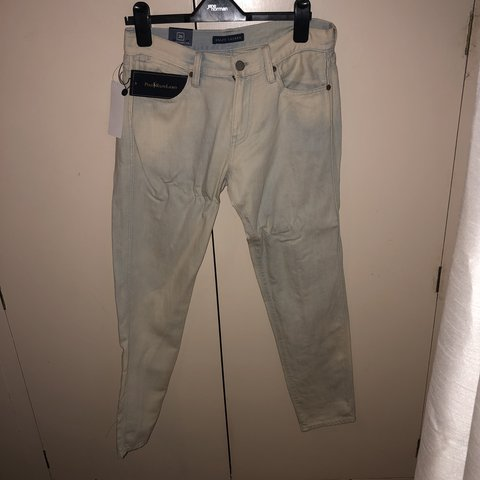 e117be981d5d Ralph Lauren light blue jeans Never been worn brand new and - Depop