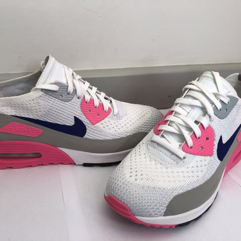 0a762325b2 @emilyy_johnno. last year. Newcastle Upon Tyne, United Kingdom. Nike Air Max  90 Ultra 2.0 Flyknit Women's UK ...