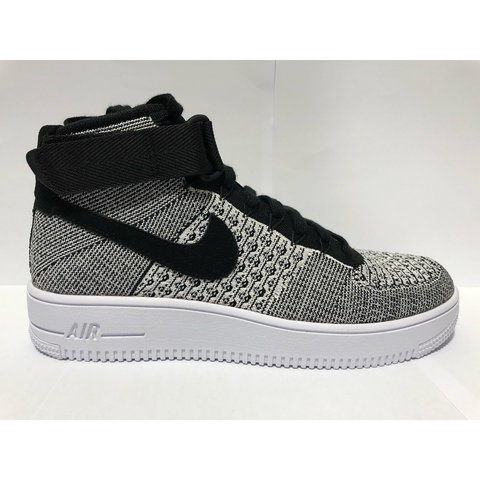 abe009a304 @emilyy_johnno. 11 months ago. Newcastle Upon Tyne, United Kingdom. Nike  Air Force 1 AF1 Ultra Flyknit Mid Men's Oreo UK 7 available