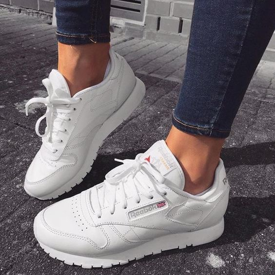 reebok classic leather trainers - 60