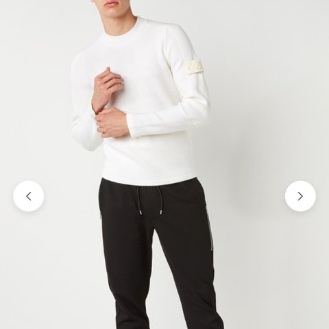 Looking For This Stone Island Ghost Sweater In Size S Depop