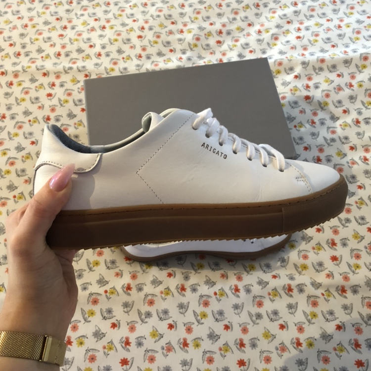Axel Arigato clean 90 in white leather