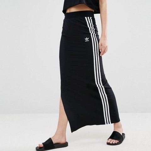 f8f42a91c Adidas skirt / maxi skirt in size 6! FREE POSTAGE sold out I - Depop