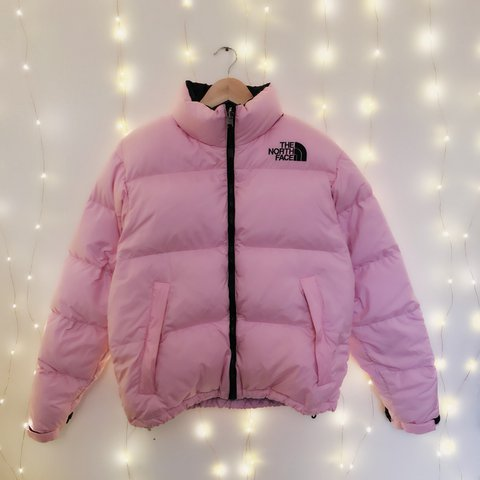 24851c4e5 sale north face purple puffer jacket 2e5e3 3f788