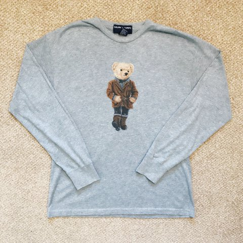 048be95de  norwoodclothing. last year. United Kingdom. Women s medium Polo Bear Ralph  Lauren top