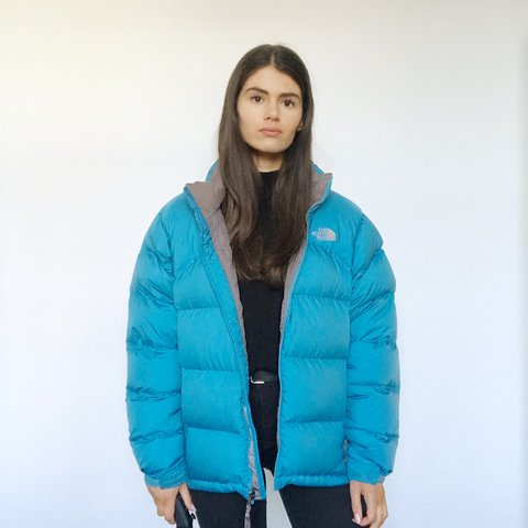 8fd10d079c Women s large The North Face TNF 700 fill Puffer Jacket