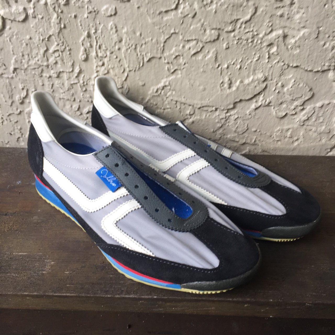 A swanky pair of John Lennon running shoes complete with and - Depop 20a102e119b7