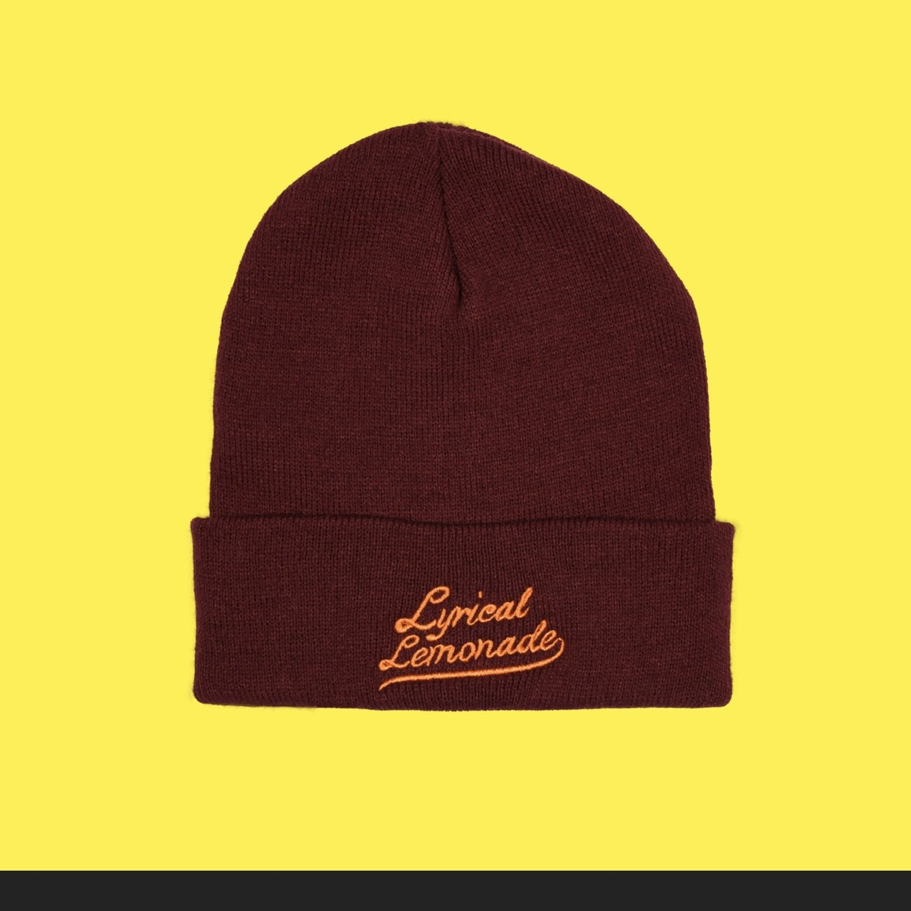 3735f129735 Lyrical lemonade beanie !! Still in packaging brand new. out - Depop