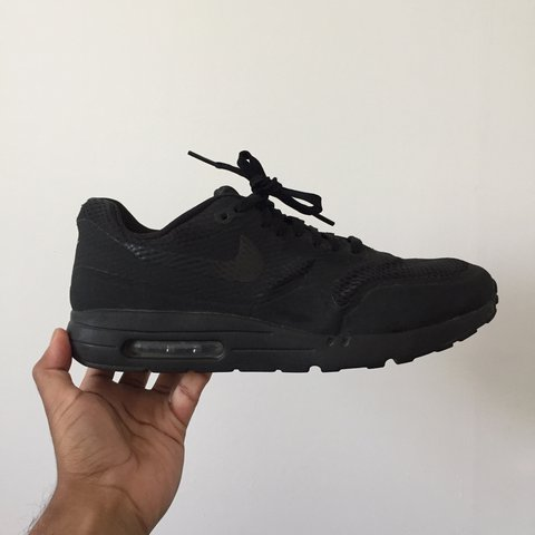 2975b425ac @mo18_. 2 years ago. Colchester, UK. Nike Air Max 1 Ultra Essential - All  Black - Size 9 ...