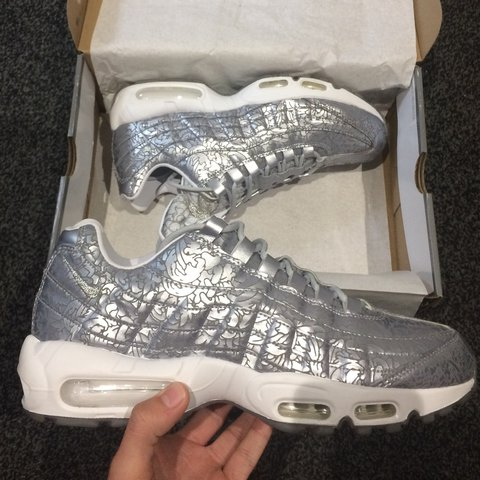 quality design 3de05 182fd  shauncolee. 6 months ago. Falkirk, United Kingdom. Nike Air Max 95  Pure  Platinum  qs 20th Anniversary Edition