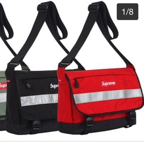 1ce3ab20df1a5e @kik57. 3 years ago. 57700 Neufchef, France. Supreme messenger bag 2014 New  with tag