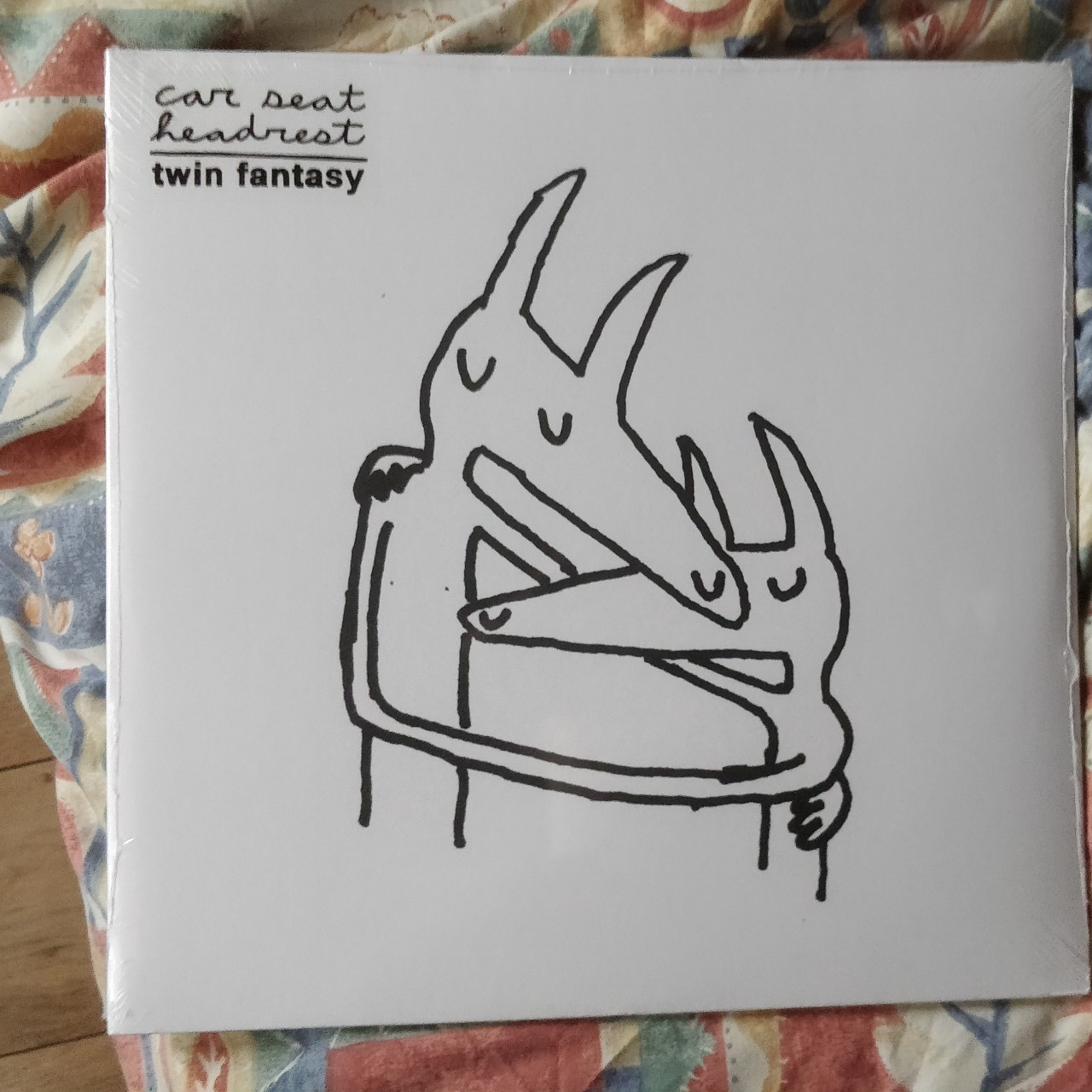 Car Seat Headrest Twin Fantasy Face To Face F2f Depop