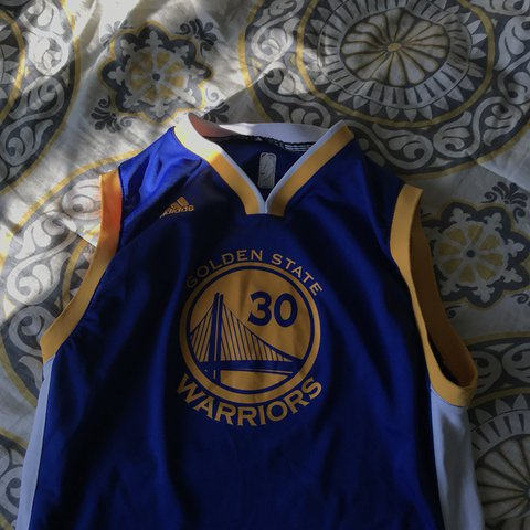 stephen curry golden state warriors size XL adidas NBA great - Depop 09bba271f