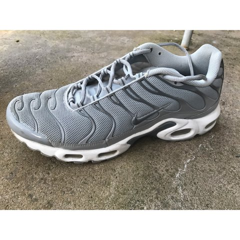 outlet store 4550d f0c5a  remiotun. 2 years ago. Worcester, United Kingdom. Nike Air Max Plus Tuned  1 TN Wolf Grey-Metallic Pewter.