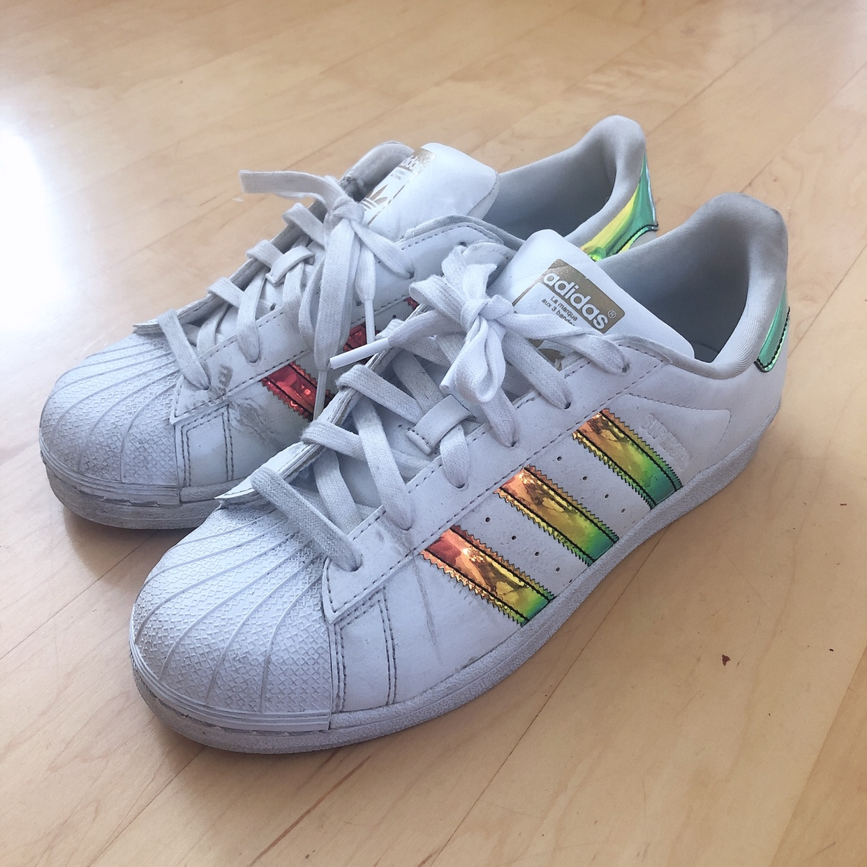 nostalgia hoja exposición  adidas rainbow superstar | Great Quality. Fast Delivery. Special ...