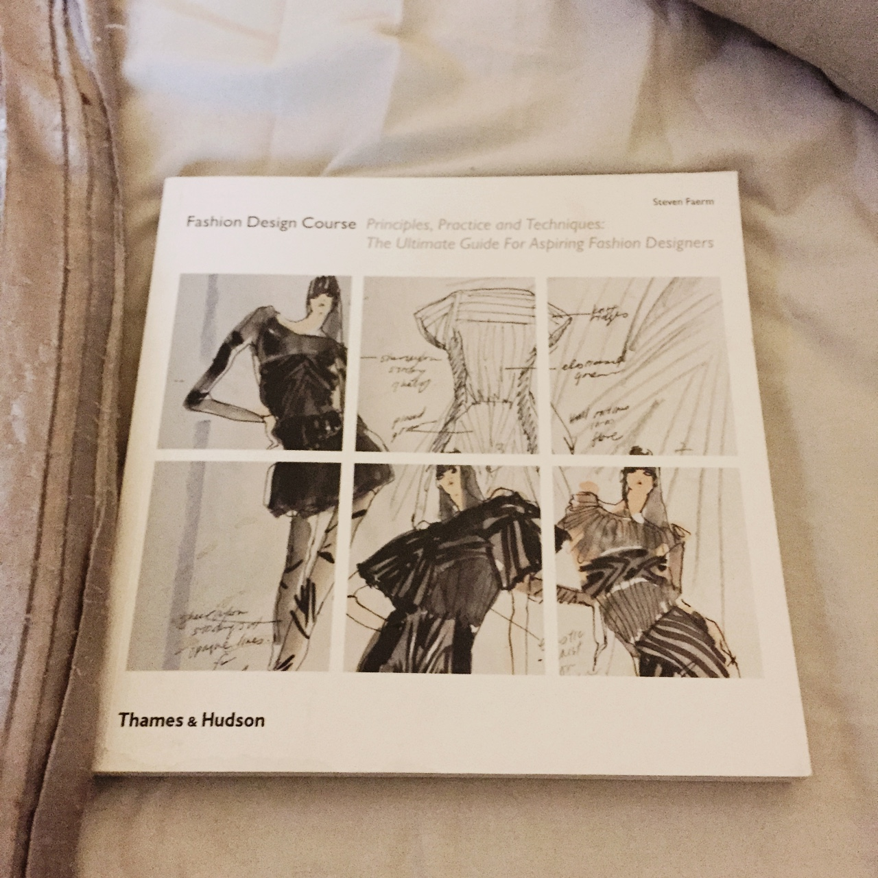 Fashion Design Course Book By Thames And Hudson Depop