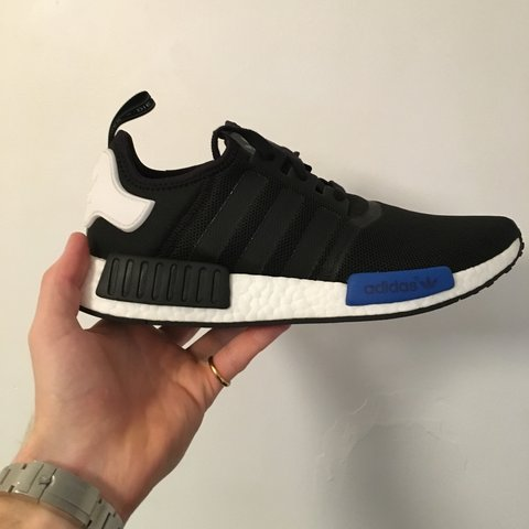 💯⚠️PRICE DROP TO £120 ⚠ 💯 Adidas NMD R1 Runner • UK10 • in - Depop fb571e80c
