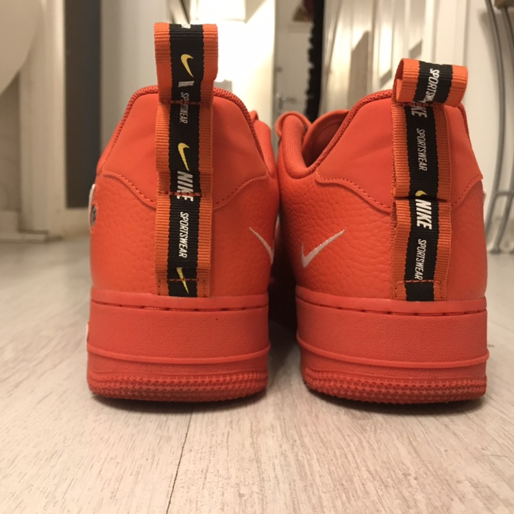 Nike Air Force 1 07 LV8 Utility (Limited Edition) in Depop