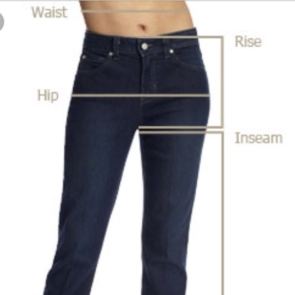 How To Measure Pants Or Shorts Correctly 1 Waist Depop