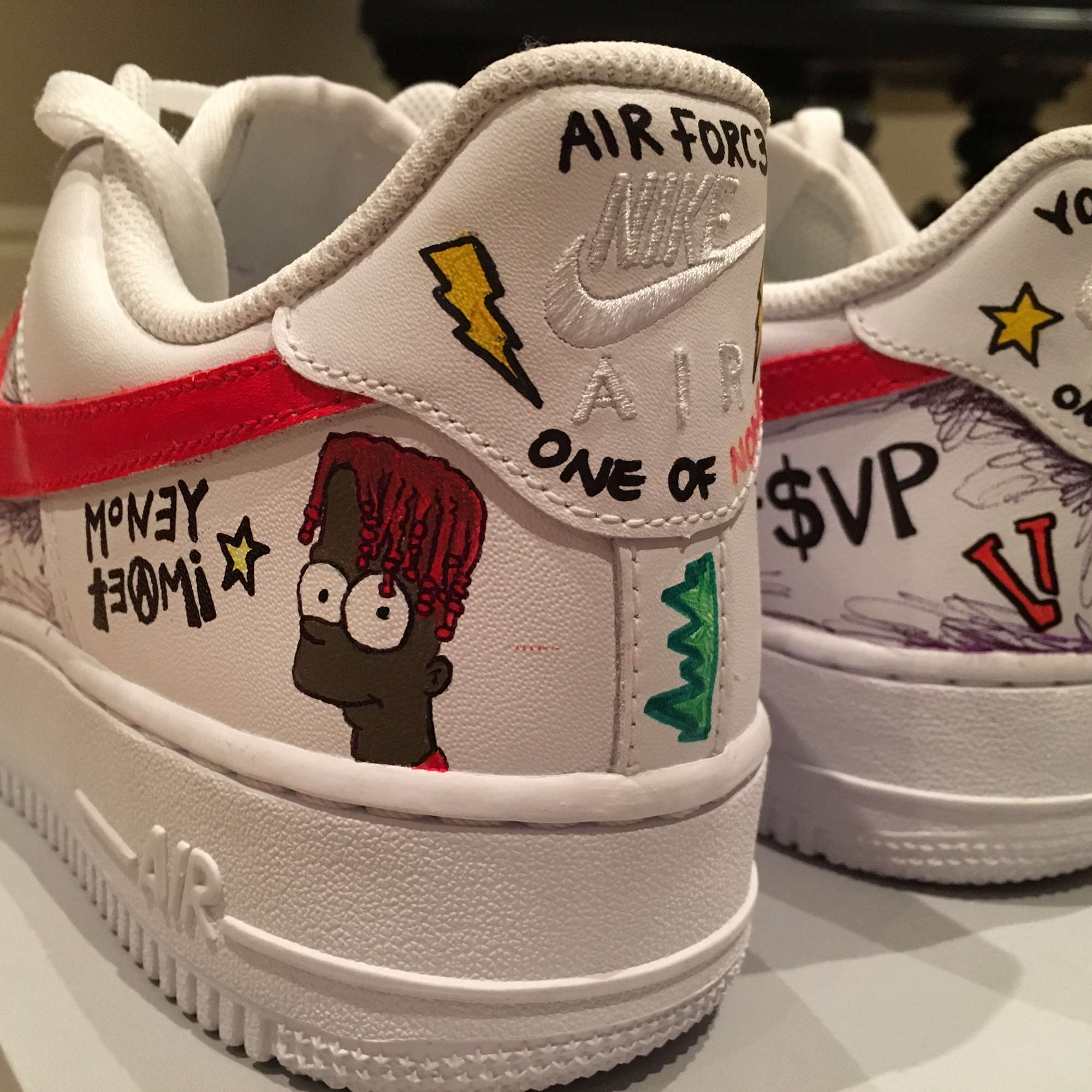 Details about nike air force 1 custom