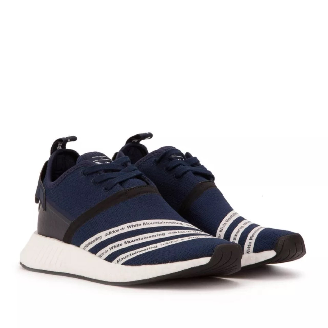 Adidas White Mountaineering NMD PK2 US 8DS In hand ready to