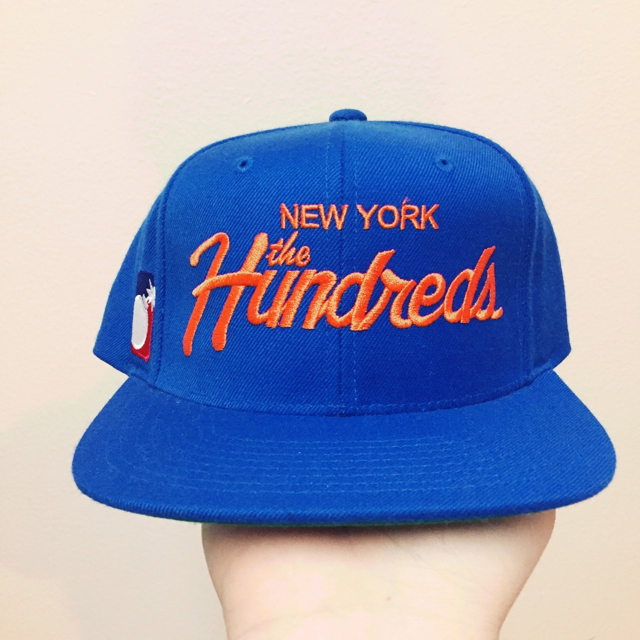 The Hundreds New York hat. Store is now closed so this one - Depop 2f707660ee9