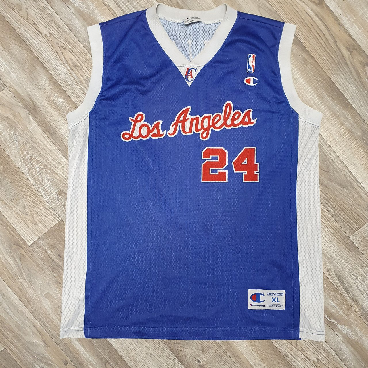Andre Miller Los Angeles Clippers Jersey Size XL...