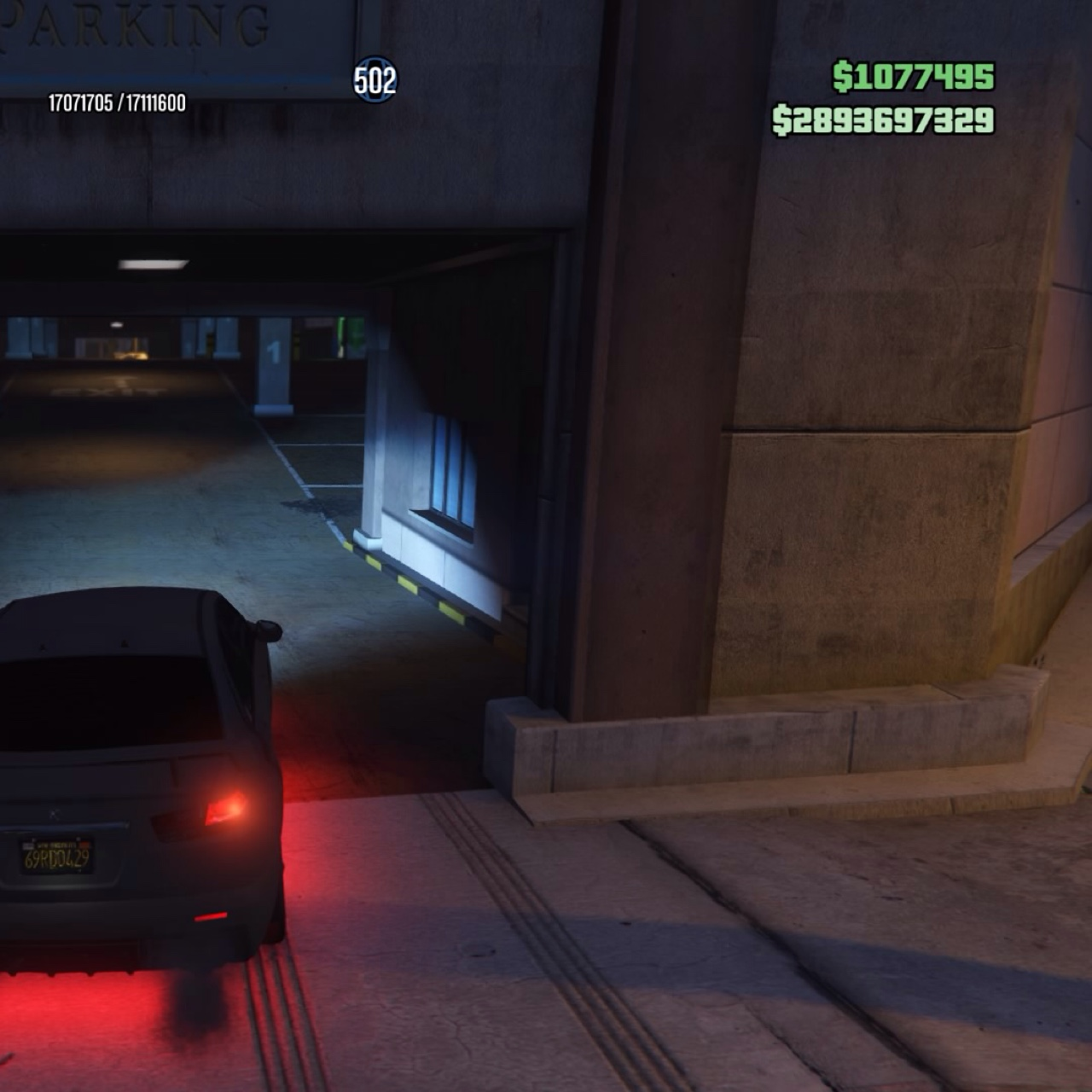 Gta 5 modded account  I have a pre made ps4 account