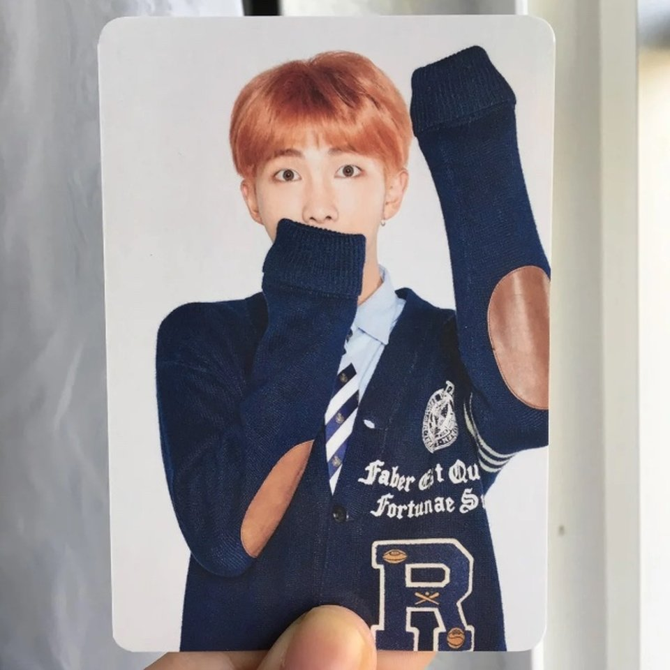 Official BTS RM/Namjoon 4th Muster Japan Fanmeeting    - Depop