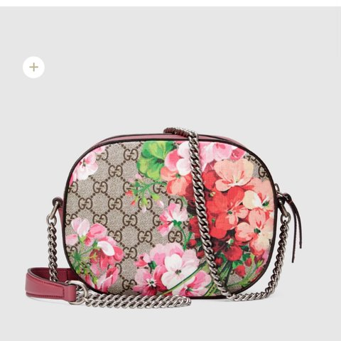 7314b386f03d Brand new Gucci GC new collection floral bag. Not even been - Depop