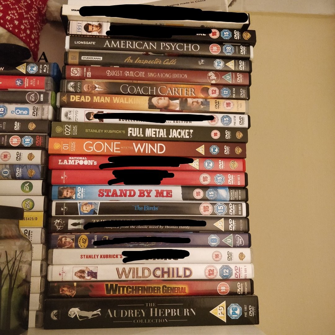 Used Dvds For Sale >> Dvds For Sale Some Used Some New Without Tags Depop