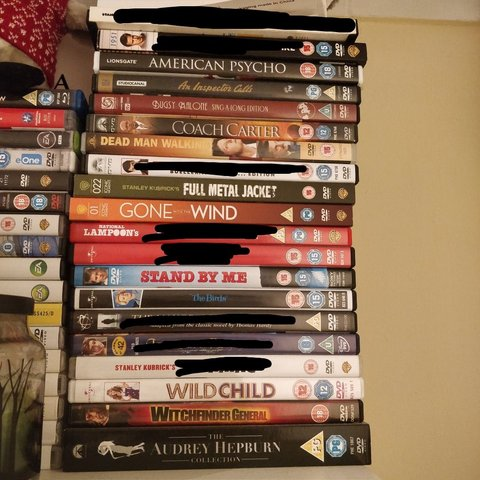 Used Dvds For Sale >> Dvds For Sale Some Used Some New Without Tags Individually Depop